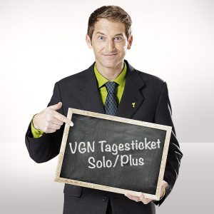 tagesticket vgn