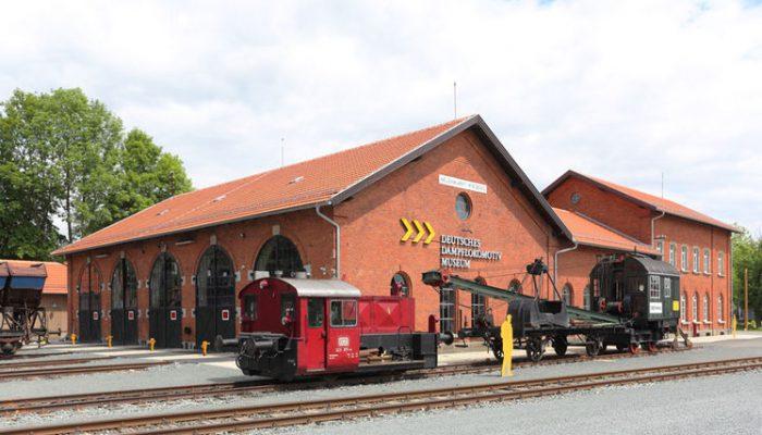Deutsches Dampflokmuseum