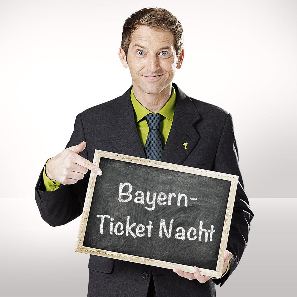 Bayern Ticket 1 Klasse