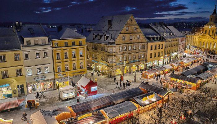 Christkindlmarkt in Bayreuth