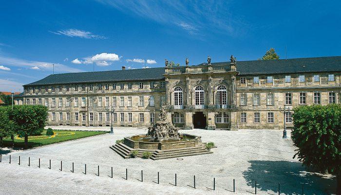 Das neue Schloss Bayreuth