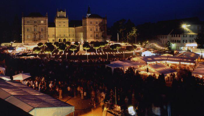 Das Coburger Schlossplatzfest. © Coburg Tourismus