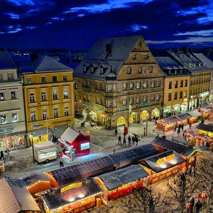 Christkindlmarkt Bayreuth